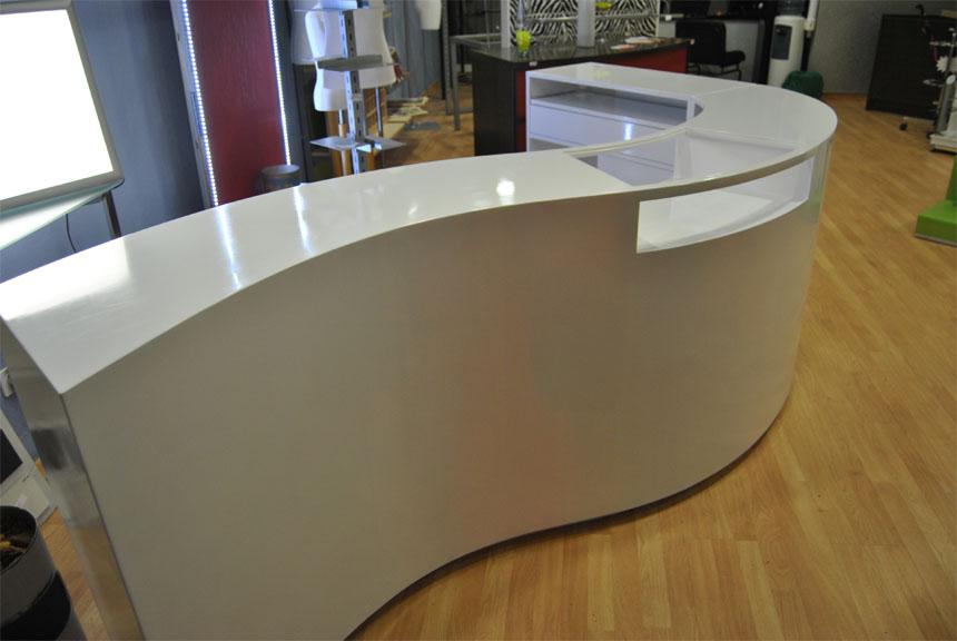 Fabricacion mobiliario comercial montaje integral - Muebles pladur fotos ...